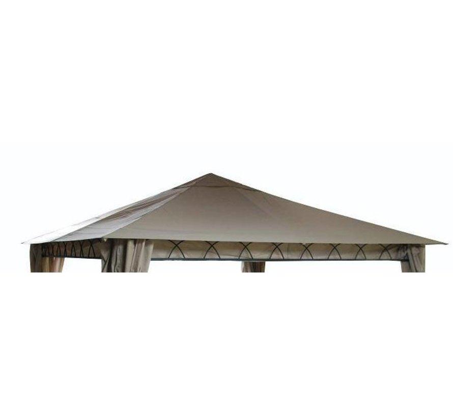 Milos Paviljoen dak 3,5 x3,5