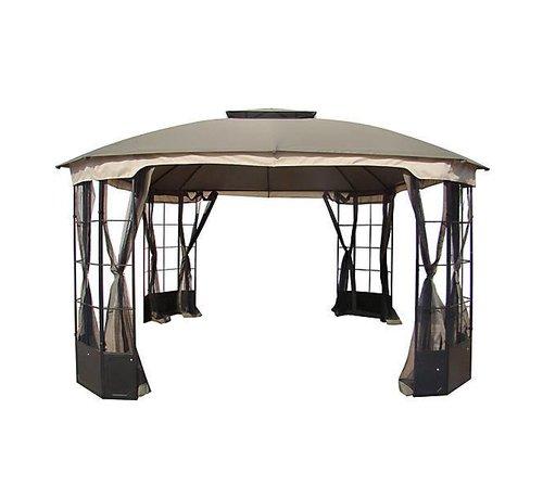 SenS-Line Las Palmas Paviljoen dach