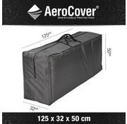 Aerocover Schutzhülle für gartenkissen 125x32x50cm