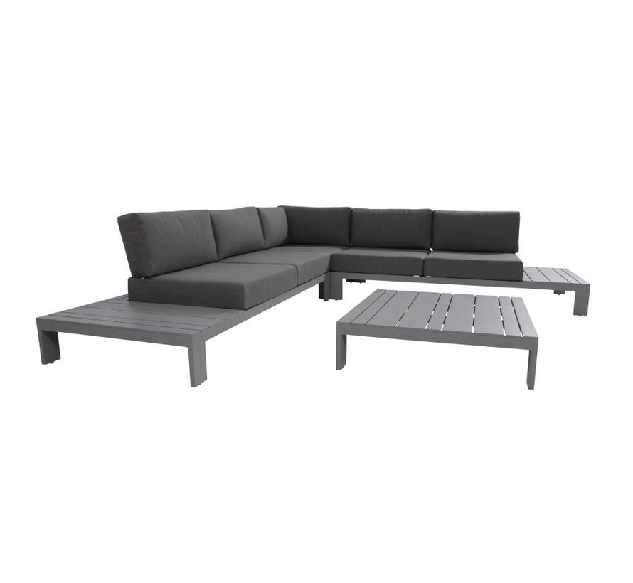 Ocean aluminium Platform loungeset