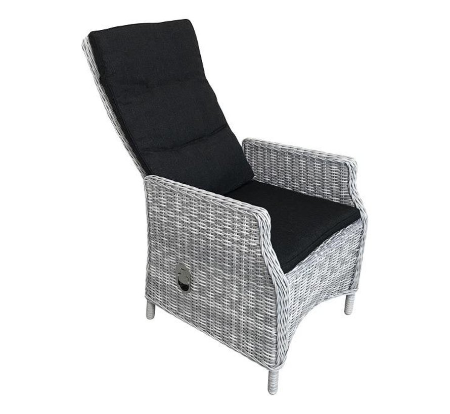 Victoria White Faded Grey / Hartman Tanger 230 tuinset