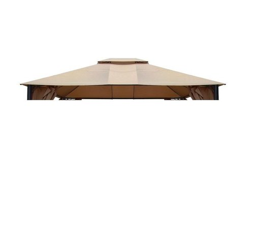 SenS-Line Syros Paviljoen dak