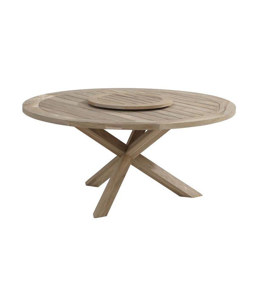 Taste by 4 Seasons Louvre teak tafel 160cm rond
