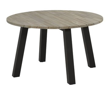 Taste by 4 Seasons outdoor Derby Teak top Tisch 130cm Ø