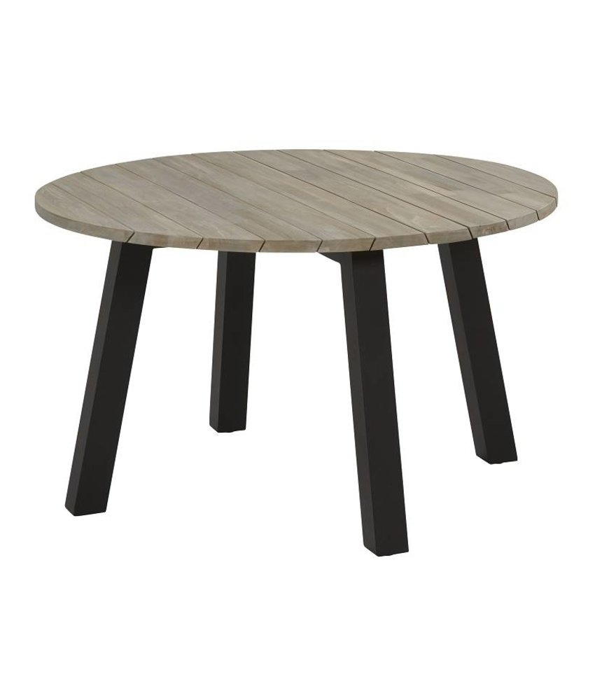 Taste by 4 Seasons Derby Teak top Tisch 130cm Ø