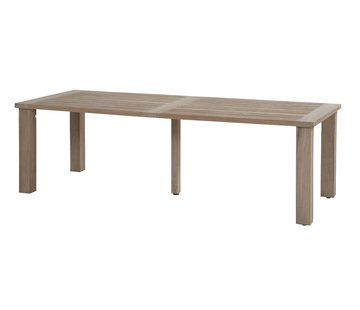 Taste by 4 Seasons outdoor Louvre teak Tisch 240cm