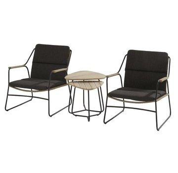 4 Seasons Outdoor Scandic Lounge stuhle II