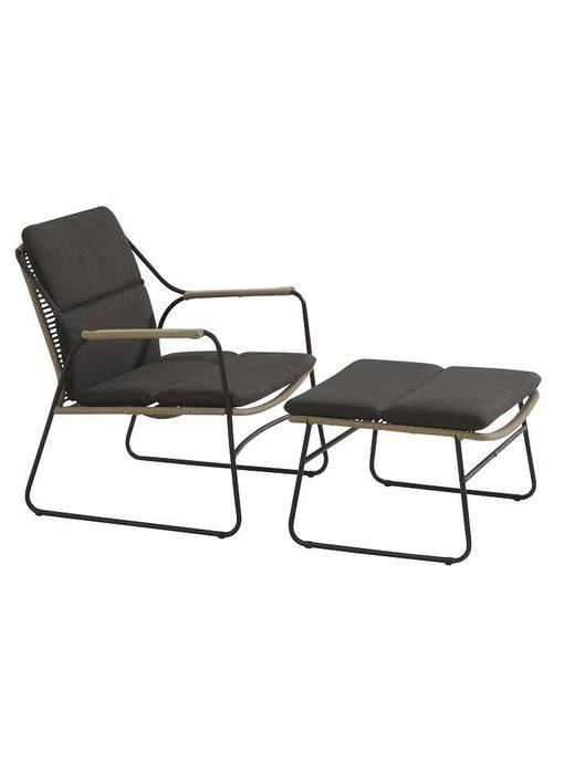4 Seasons Outdoor Scandic Loungestoel I
