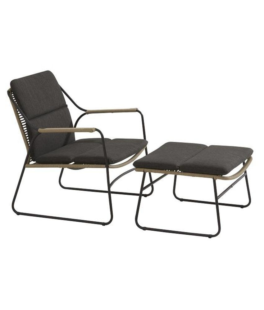 4 Seasons Outdoor Scandic Loungestoel I