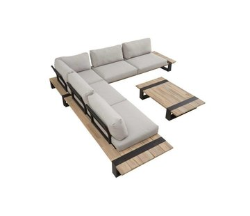 4 Seasons Outdoor Duke Loungeset III