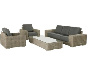 4 Seasons Outdoor Kingston Loungeset III
