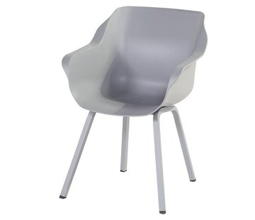 Hartman Sophie Element tuinstoel Misty Grey