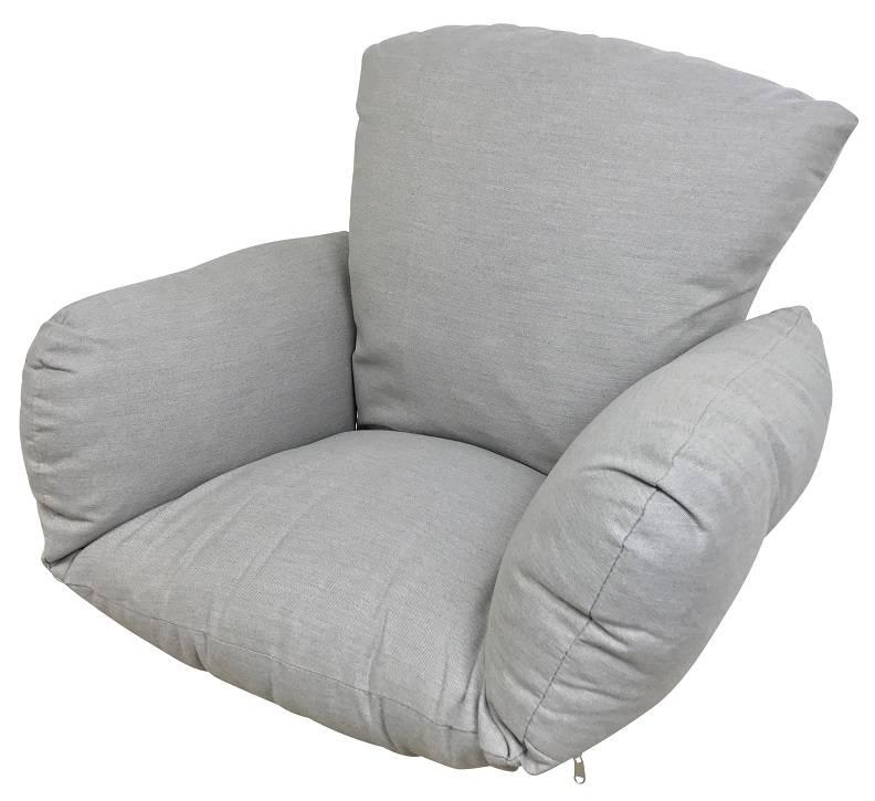 Hoe Maak Je Een Hangstoel.Luxe Kussen Voor In Uw Hangstoel Of Eggchair Tuinmeubelcentrum