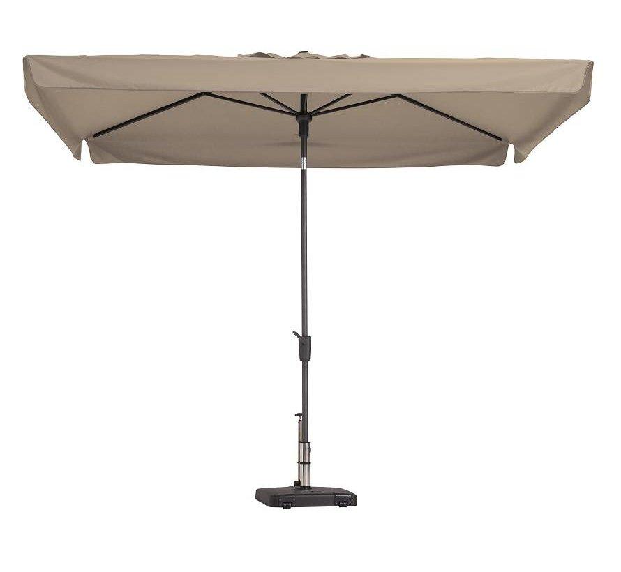 Delos Luxe Parasol 200cm x 300cm