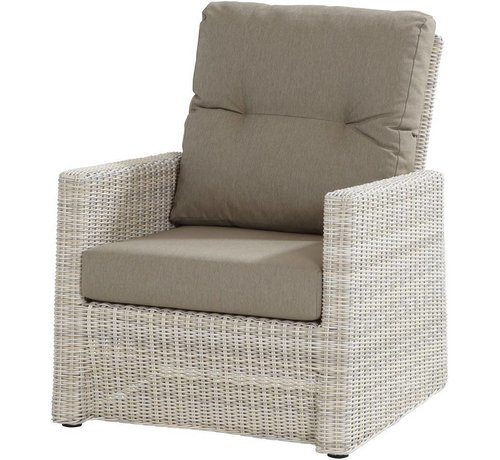 Taste by 4 Seasons outdoor Catania Living Loungestoel Wicker
