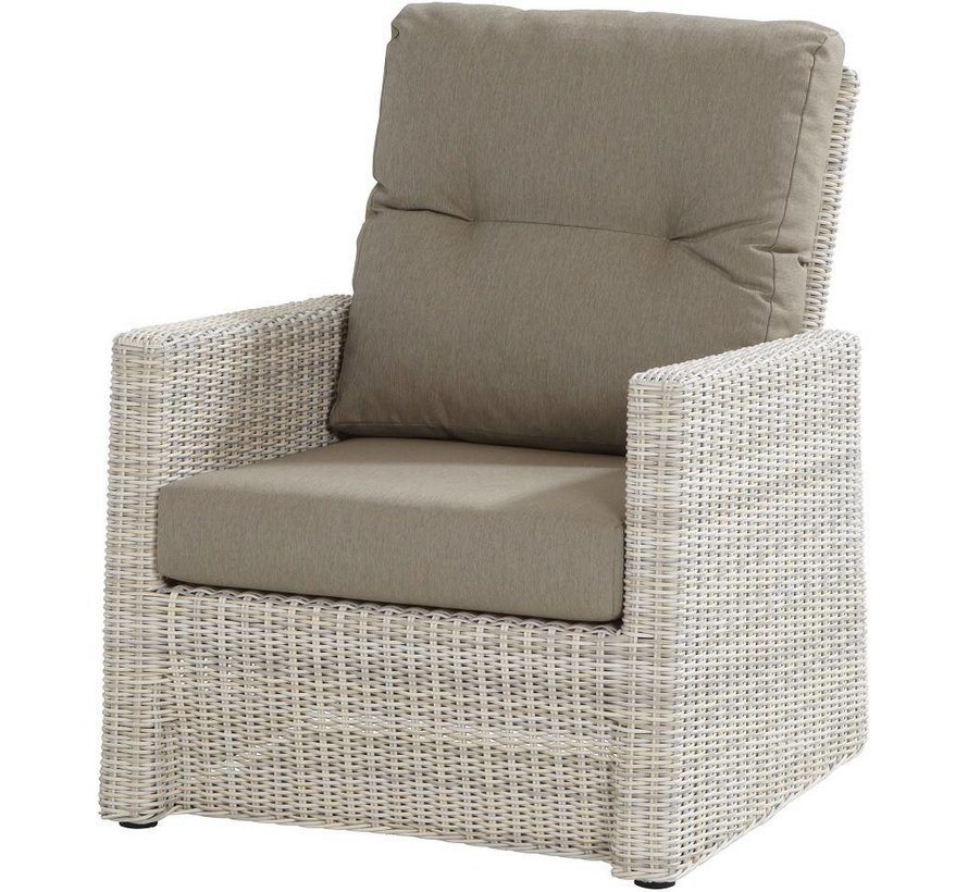 Catania Living Loungestoel Wicker
