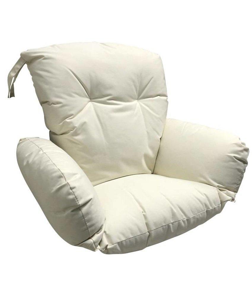 Reint Middel Kussen voor hangstoel gebroken wit