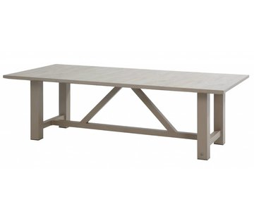 4 Seasons Outdoor 4 Seasons Outdoor Diva Taupe tuintafel 240cm