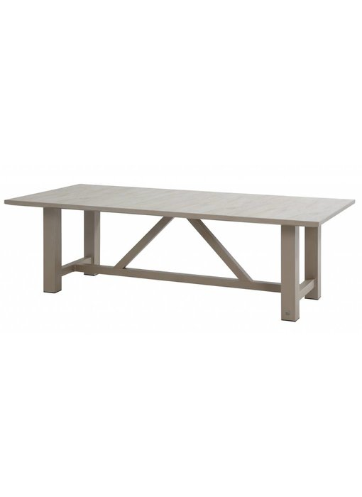 4 Seasons Outdoor Diva Taupe tuintafel 240cm