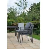 4 Seasons Outdoor Panama  diningset 7-Teilig mit Lafite Gartentisch 220cm x 95cm