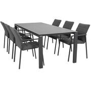 4 Seasons Outdoor Panama Gartenmöbel mit Lafite Tisch