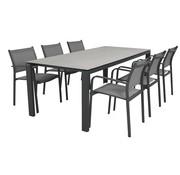 Taste by 4 Seasons outdoor Tosca dining mit Lafite tisch