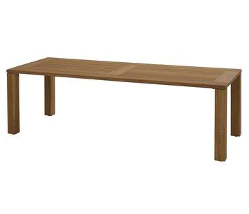 4 Seasons Outdoor Union teak tafel 240cm