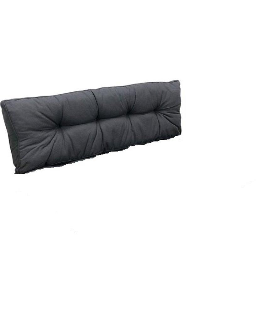 Madison Rückenkissen Grau für Loungemöbel