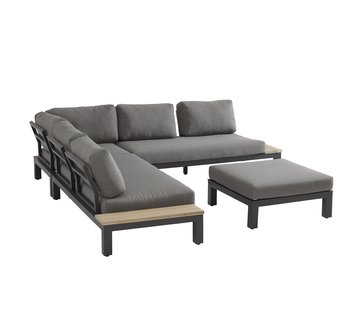 Taste by 4 Seasons outdoor Portofino Platform loungeset