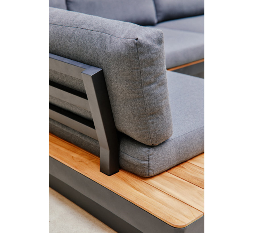 Hartman Isabella 5-delige weerbestendige loungeset
