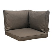 Madison 3-delige outdoor kussenset Oxford Taupe