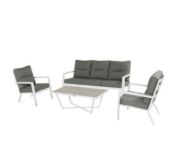 Hartman Canberra loungeset Wit
