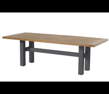 Hartman Sophie Yasmani Teak tafel 240cm