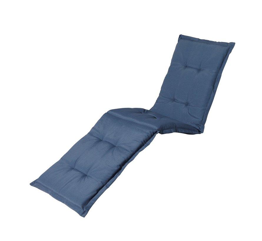 Liegenauflage Panama Safierblau 200x60cm