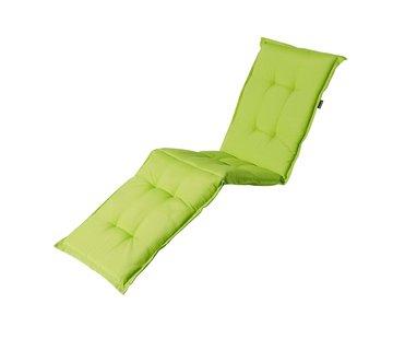 Madison Ligbedkussen Panama Limoen Groen