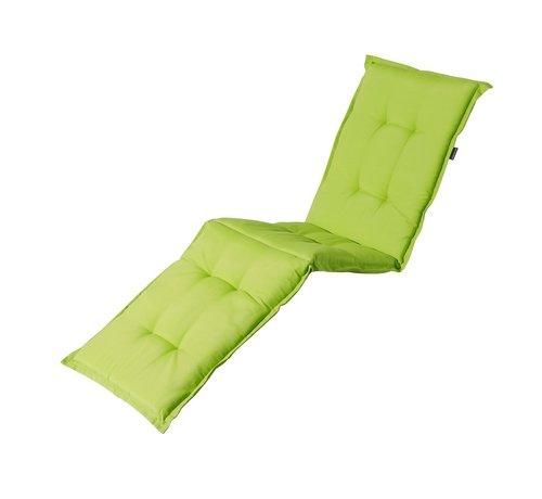 Madison Ligbedkussen Panama Limoen Groen 200x60cm