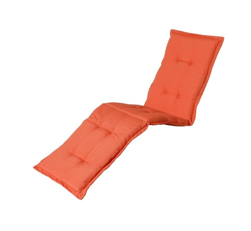 Madison Liegenauflage Panama Orange 200x60cm