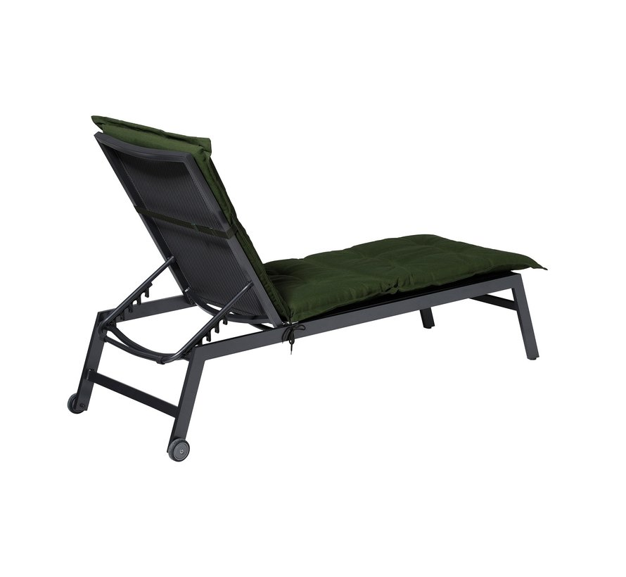 Liegenauflage Panama Grün 200x60