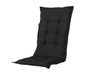 Madison Stuhlauflage Panama Rib Schwarz