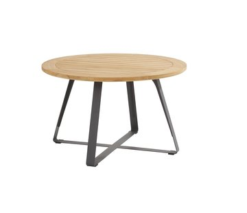 Taste by 4 Seasons outdoor Basso teak tuintafel 130cm Ø