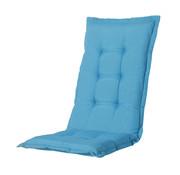 Madison Stuhlauflage Panama Aqua Blau