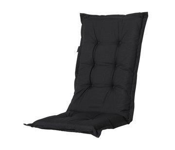 Madison Stuhlauflage Panama Schwarz