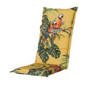 Madison Tuinstoelkussen Panama Riff Geel