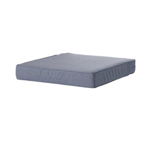 Madison Outdoor Manchester Sitzkissen für Loungemöbel und Garnitur 60 x 60cm - Denim  Grau