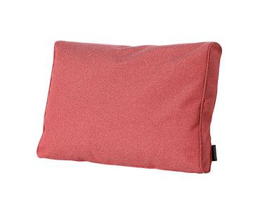 Madison Manchester Rückenkissen 60 x 43cm - Rot