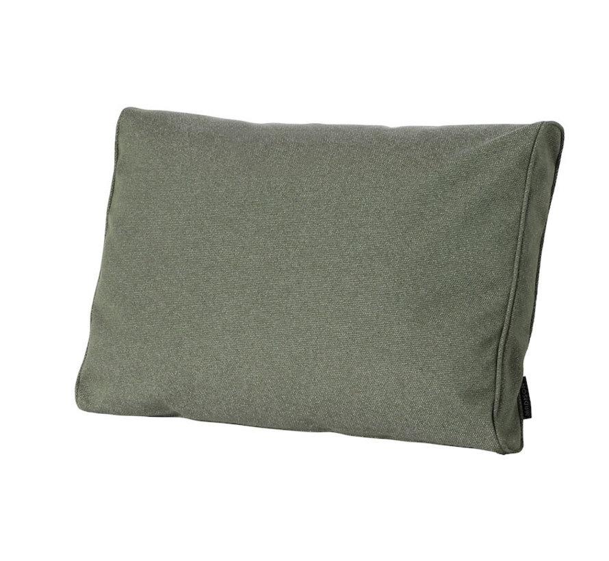 Outdoor Manchester rugkussen voor loungeset of tuinset 60 x 43cm -  Groen