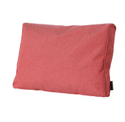 Madison Manchester Rückenkissen 73 x 43cm - Rot