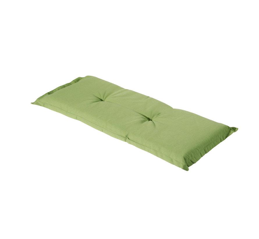 Gartenbankauflage Rib Lime Grün