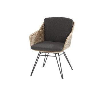 Taste by 4 Seasons outdoor Bohemian wicker tuinstoel