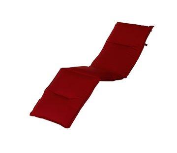 Hartman Liegenauflage 195cm | Havana Rot